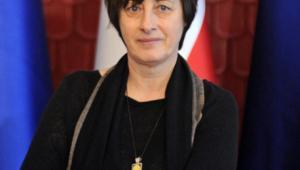 Irena Wóycicka: Kobiety chcą być aktywne zawodowo Maciej Biedrzycki/Forum