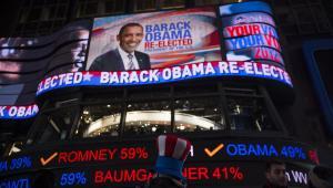 Wybory w USA: Barack Obama wybrany na drugą kadencję