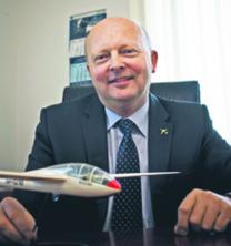 Piotr Ołowski, prezes Urzędu Lotnictwa Cywilnego Wojciech Górski