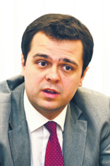 Dariusz Stachera , dyrektor departamentu budownictwa społecznego w BGK