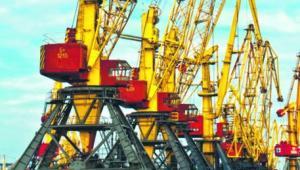 W odeskim porcie powstaje teraz terminal LNG Shutterstock