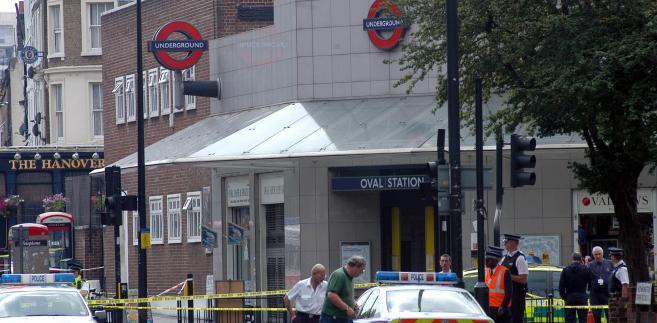 Metro w Londynie: zamachy terrorystyczne