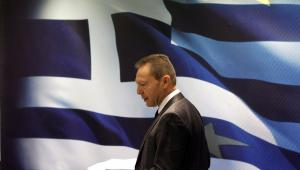 Yannis Stournaras, grecki minister finansów