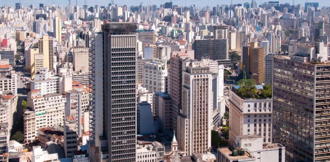 Sao Paulo;Brazylia