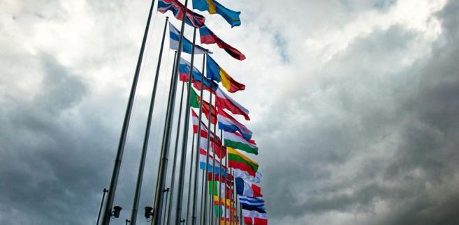 Rada Europy - flagi