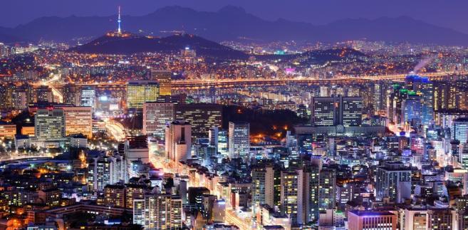 Seul, stolica Korei Południowej