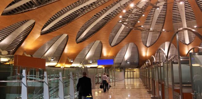 Moskiewskie lotnisko Szeremietiewo