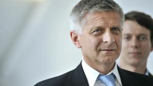 Marek Belka wypowiedział się o podatku bankowym