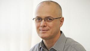 Paweł Nowacki, zastępca redaktor naczelnej Dziennika Gazety Prawnej. Fot. Wojtek Górski