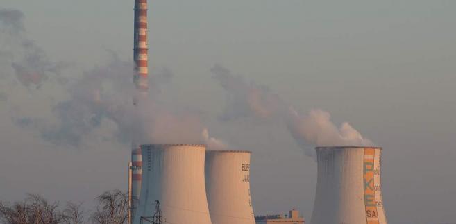 Elektrownia Jaworzno III. Fot. Petr Štefek [CC-BY-SA-2.5 (http://creativecommons.org/licenses/by-sa/2.5)]