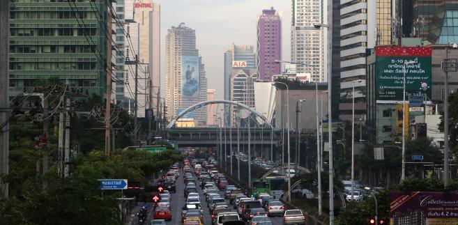 Bangkok, Tajlandia. 26.11.20113