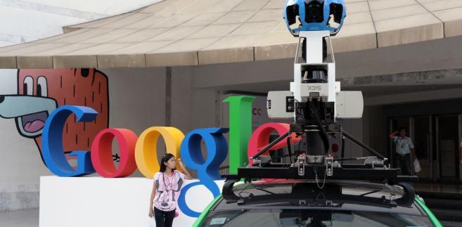 Google Street View, Fot. 1000 Words