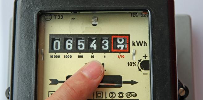 energia, prąd, licznik