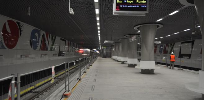 Stacja C10 Rondo ONZ: