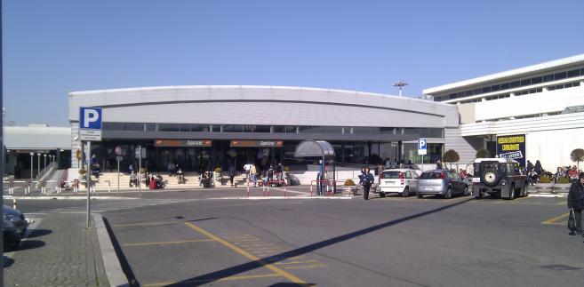 Lotnisko Ciampino Rzym. Wikimedia Commons, autor: Badudoy