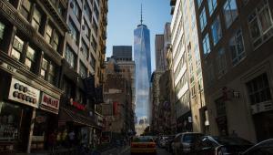 Budynek WTC1, Nowy Jork, USA