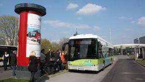 Solaris na linii M19 w Brunszwiku
