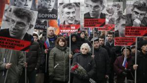 Marsz pamięci Niemcowa