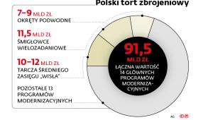 Polski tort zbrojeniowy