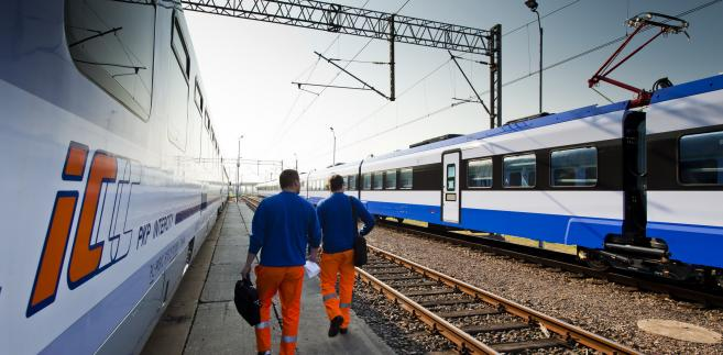 Pociąg PKP Intercity Zdj. B. Banaszak/materiały prasowe