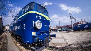 PKP Cargo - lokomotywa elektryczna. Fot. PKP Cargo