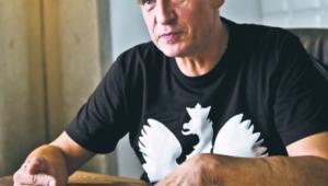 Paweł Kukiz, założyciel komitetu wyborczego Kukiz '15 WOJTEK GÓRSKI