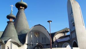 Cerkiew prawosławna w Hajnówce