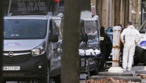 atak terrorystów w paryżu