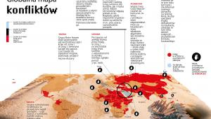 Globalna mapa konfliktów