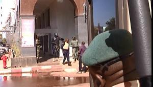 Atak na hotel w Mali