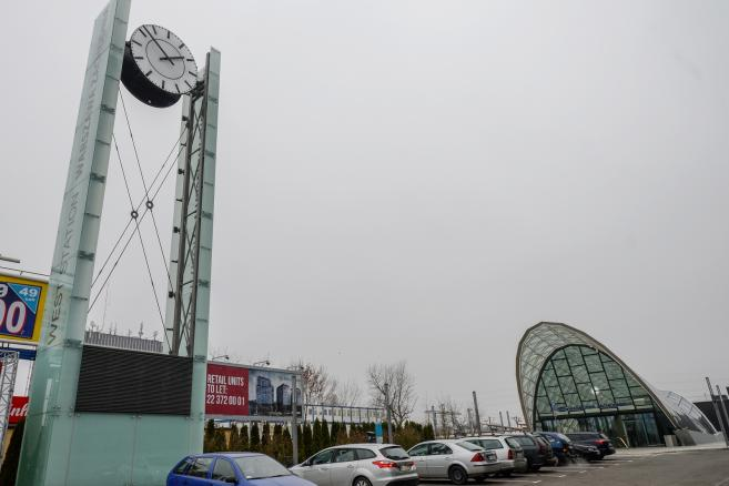 Nowy budynek dworca kolejowego Warszawa Zachodnia -  (zuz) PAP/Marcin Obara