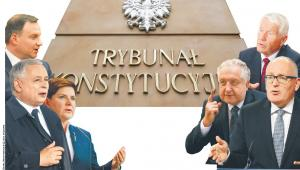 Spór o Trybunał Konstytucyjny