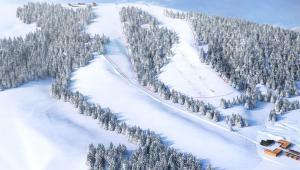 Gubałówka - nowe trasy narciarskie
