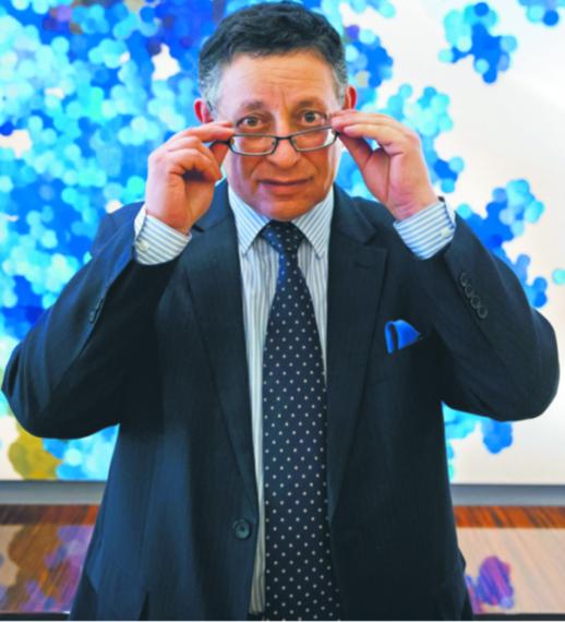 Sławomir Majman, były prezes Polskiej Agencji Informacji i Inwestycji Zagranicznych