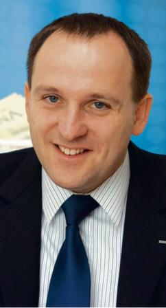 Stanisław Kluza, p.o. prezes Banku Ochrony Środowiska WOJTEK GÓRSKI