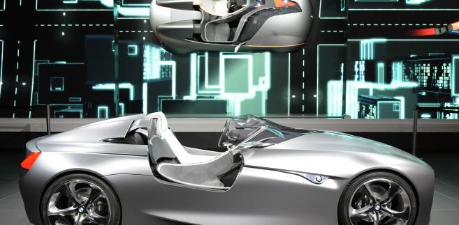 Geneva Motor Show 2011. Model BMW