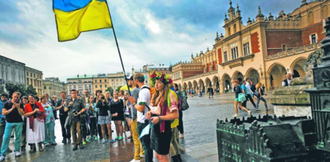 Ukraińcy są chętni do pracy i nie wpadają w konflikty z prawem Jakub Ociepa/Agencja Gazeta