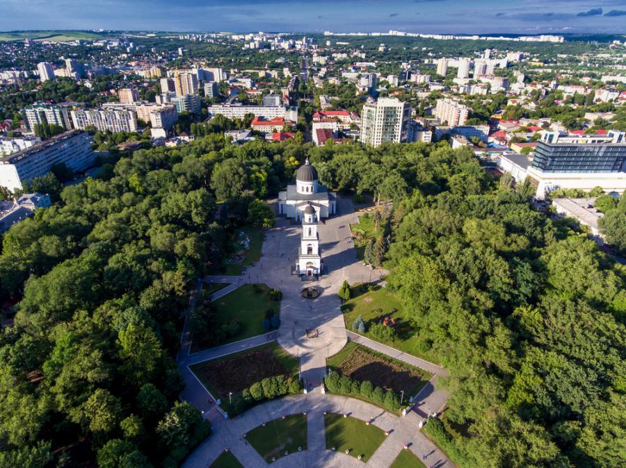 Kiszyniów, Mołdawia