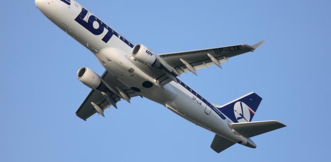 Taki Embaer 175 LOT zostanie zbazowany na lotnisku w Tallinnie