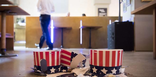 Po imprezie wyborczej w Szwajcarii