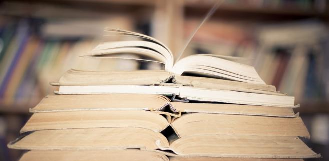 książki, szkoła