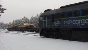 Przewoźnik PKP Cargo odpowiadał za transporty od niemieckiej granicy do punktów docelowych w Polsce
