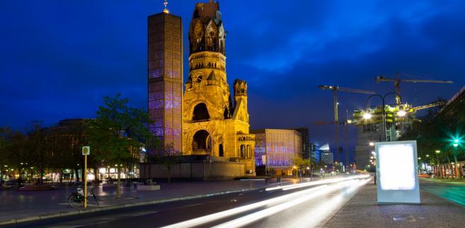 Kościół Pamięci Cesarza Wilhelma, Berlin