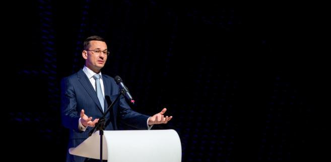 Mateusz Morawiecki PAP Andrzej Grygiel