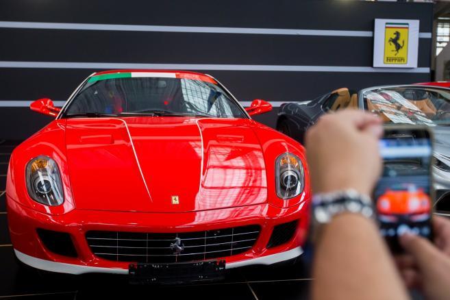 70-lecie Ferrari