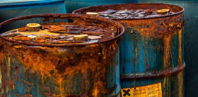 odpady toksyczne