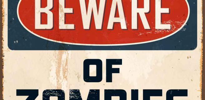 Nieefektywni pracownicy-zombie kosztują firmy w Stanach Zjednoczonych 550 miliardów dolarów rocznie.