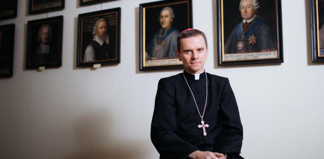 Mirosław Milewski - od 2016 r. biskup pomocniczy diecezji płockiej