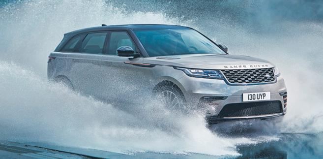 Range Rover Velar fot. Materiały prasowe