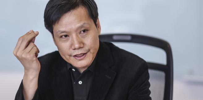 Lei Jun, prezes Xiaomi